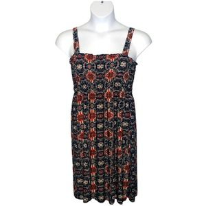 Ace Fashion Blue and Red Sundress NWT Size 1x